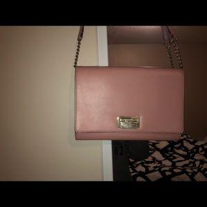Dusty Pink Kate Spade Purse